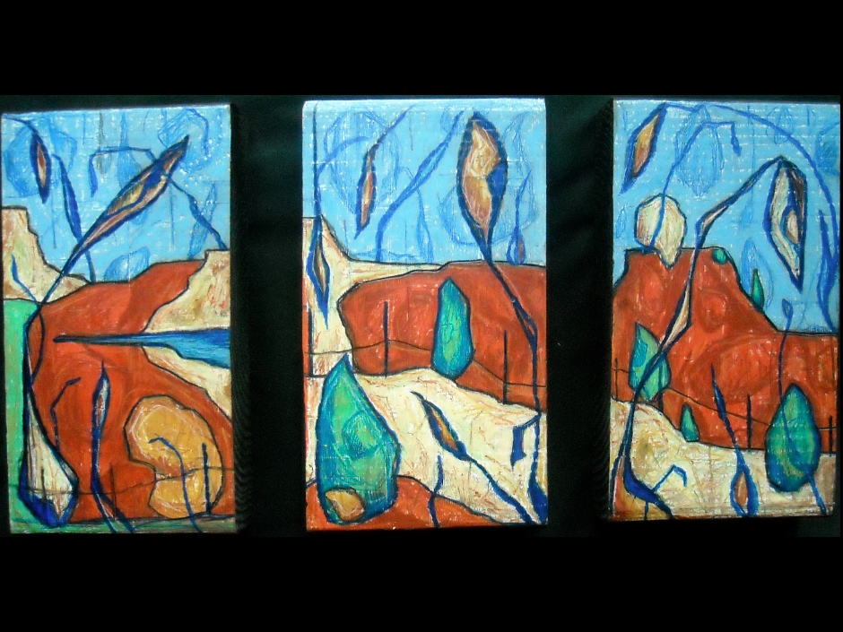 Southwest Series-triptych-resized